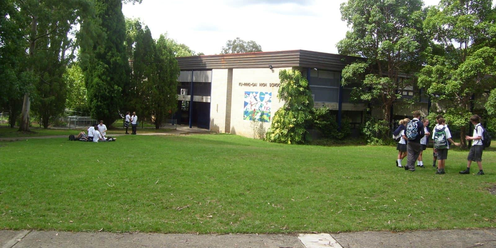 Ku-Ring-Gai High School, Sydney, NSW
